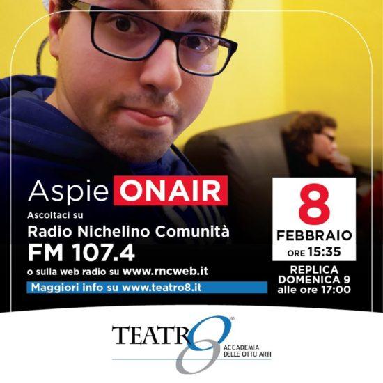 radio aspie teatro 8 torino