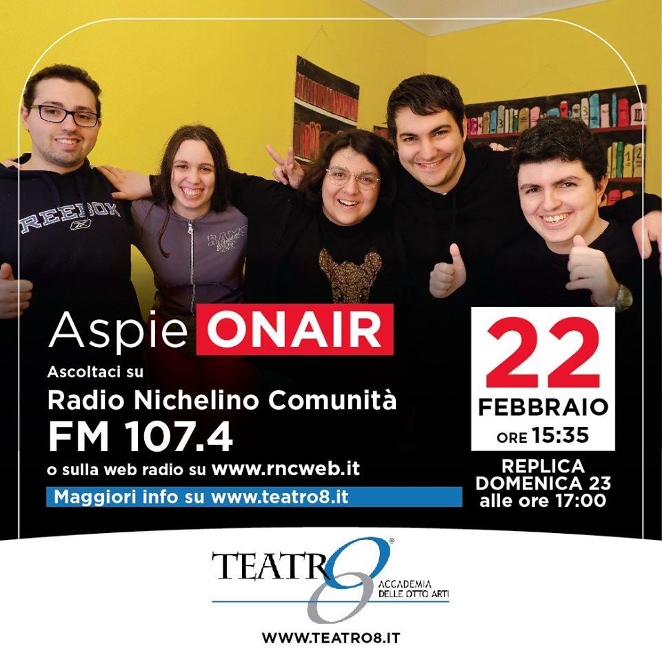 laboratorio radiofonico teatro8 torino