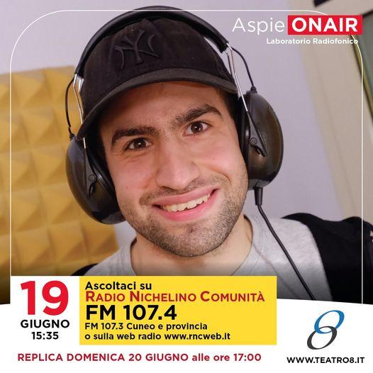 Nuovo appuntamento con Radio RNC AspieONAIR